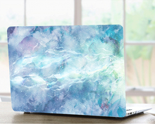 Marble Pattern Protective Hard Shell Case Keyboard Cover Skin Set For 11 12 13 15 Apple Macbook Air Pro Retina Touch Bar 2016 high qualtiy crystal clear hard protective shell skin case cover for nintendo 3ds xl ll new