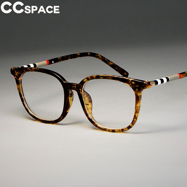 47892 Anti Blue TR90 Cat Eye Luxury Glasses Frames Men Women Trending Styles UV400 Optical Fashion Computer Glasses 3