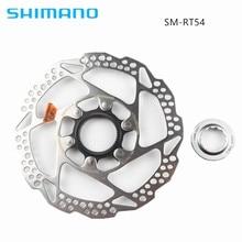 SHIMANO Disc Brake Rotor SM RT54 RT64 CENTER LOCK SUIT Mountain Bikes Disc RT53 RT54  RT64 XT SLX DEORE 160MM 180mm MTB Bike