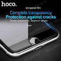 Original Hoco for iPhone 7 /7 PLUS 2.5D High Definition Tempered glass film screen for iPhone7 + HD Transparent protector Eyes