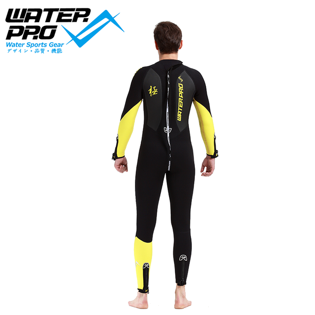 Water Pro 3mm Xtreme Wetsuit surfing Scuba Diving Snorkeling Unisex