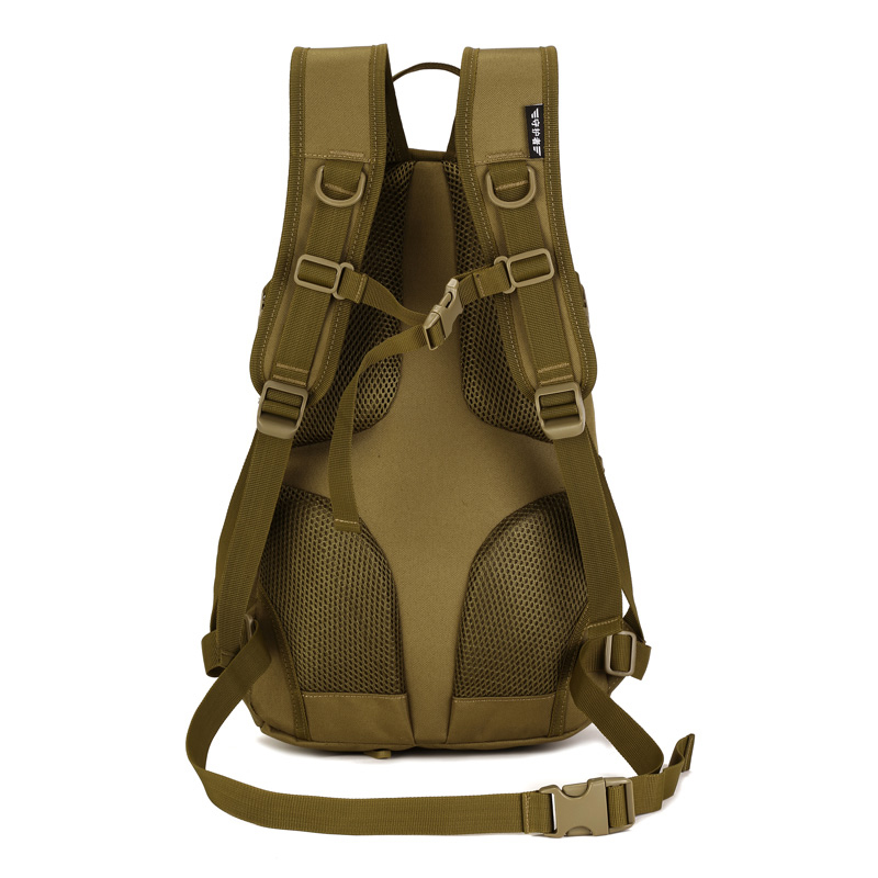 20L Outdoor Hiking Camping Hunting Molle 3P Military Tactical Backpack  4