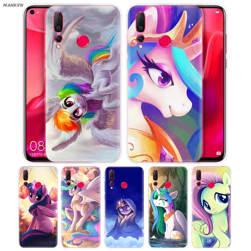 Чехол Magic My Little Pony для huawei Honor 10i 8 S 8A 8C 8X10 9 Y9 Y7 Y6 Y5 Play Lite 2018 2019 силиконовый чехол Fundas