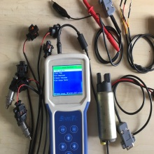 BST501 Plus-тестер электрических проблем автомобильного двигателя(тестовые датчики, электрические провода, ЭБУ, топливные форсунки, топливный насос, compon