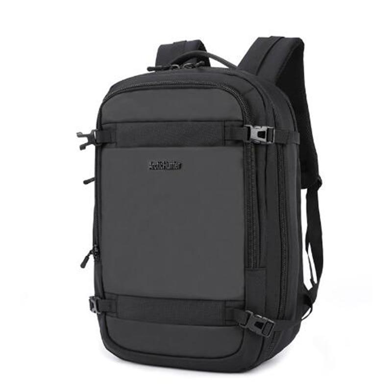 OZUKO 2019 New Multi function Men Backpack High capacity Waterproof Oxford 15 6inch Anti theft Laptop