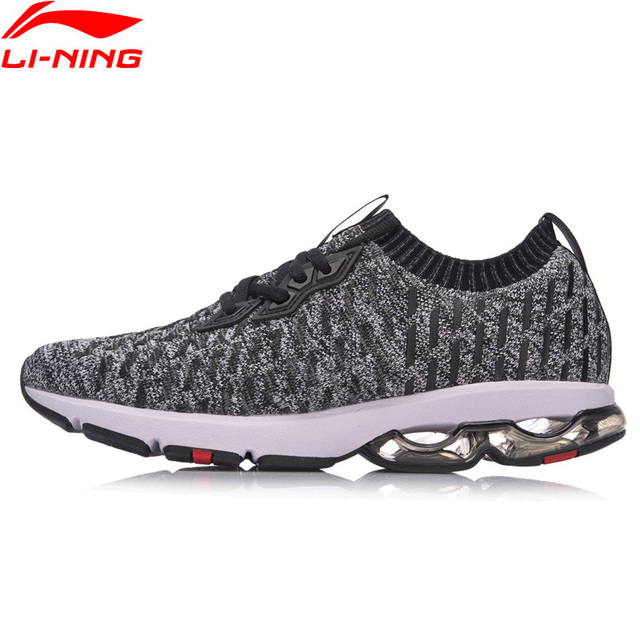 Li-Ning/мужские кроссовки для бега с подушечкой-пузырьком ARC LN ARC Mono Yarn спортивные кроссовки с подкладкой из дышащей ткани ARHN013 XYP633
