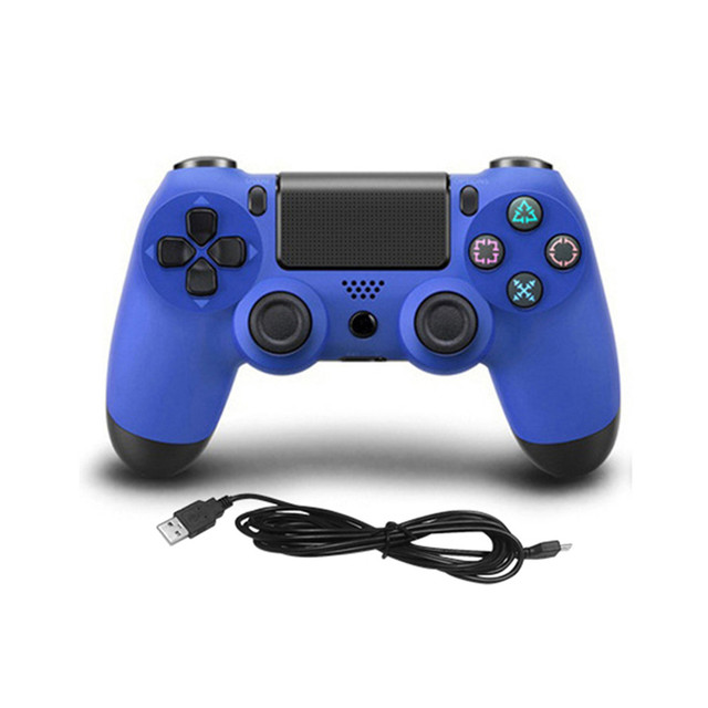 Eastvita For PS4 USB Wired Gamepad Controller For Sony PS4 Remote Controle Double shock Joystick Gamepad For PlayStation 4 New