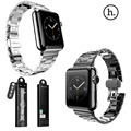 Genuine HOCO Fina Borboleta Fivela Faixa de Relógio de Aço Inoxidável 316L para a apple watch série 2 & apple watch iwatch wrist cinta