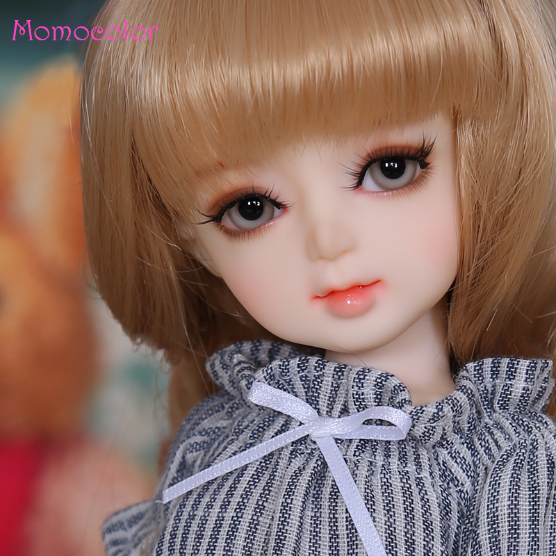 BJD Dolls Momocolor Marie 26cm 1/6 Adorable Cutie High Quality Resin Figure Girl Toys Best Birthday Gifts BJD Dolls Momocolor Marie 26cm 1/6 Adorable Cutie High Quality Resin Figure Girl Toys Best Birthday Gifts