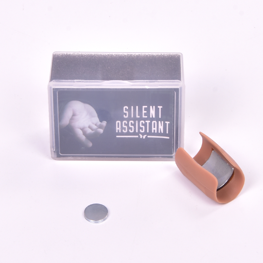 Silent Assistant By SansMinds Magic Tricks Funny Close Up Street Magic Illusion Gimmick Magic Props For Professional Magicians