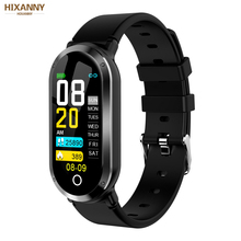 T1 Smart Wristband Woman Heart Rate Blood Pressure Monitor Fitness Bracelet tracker Pedometer Band for IOS Android PK mi 3 4 itormis smart band wristband fitness bracelet with fitness tracker heart rate pedometer blood pressure pk id115 miband mi band 2