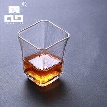 TANGPIN японская термостойкая стеклянная чашка для чая ручной работы чайная чашка для чая кунг-фу аксессуары для чая
