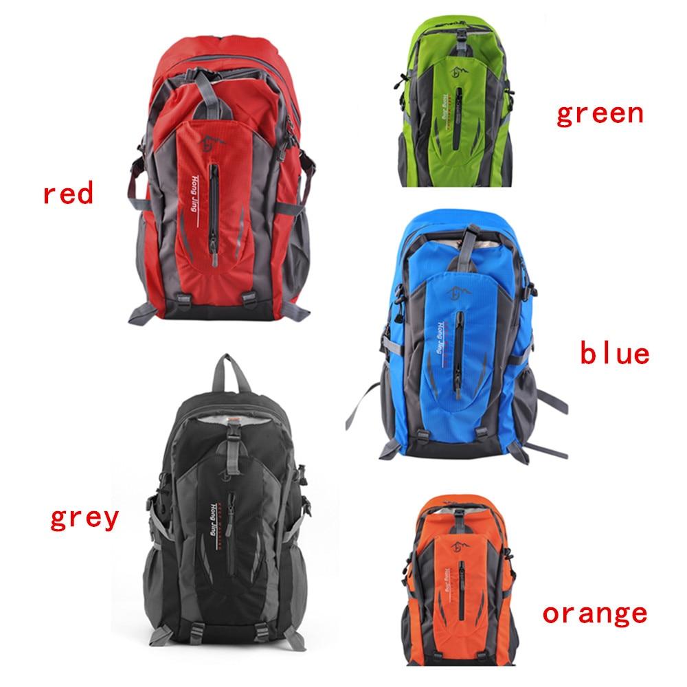 e5f2dd22930c 40L Nylon Outdoor Backpack Waterproof Softback Men s Back Pack Laptop  Mochila Camping Hiking Racksucks Climbing Bags Male – Shop By Lifestyle