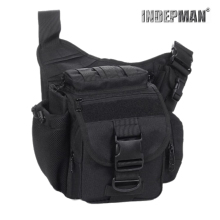 Indepman 600D Nylon Fabric Military Tactical Backpack Waterproof Hunting Shoulder Bag Army Molle System Durable Sport Rucksack.