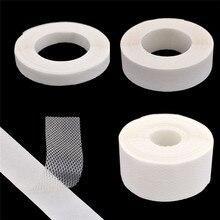 Lychee Life 10 метров двухсторонняя железная Лента ткань DIY швейная одежда сетка прокладочная подкладка клейкая прокладочная ткань для одежды