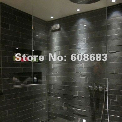 20w Ip65 Bathroom Led Ceiling Light Shower Lights Set Warm