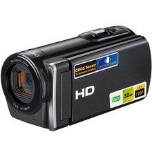 Portable Camcorder Full Hd Digital Camera 5 Million Cmos Pixels 3.0 Inch Tft Dis