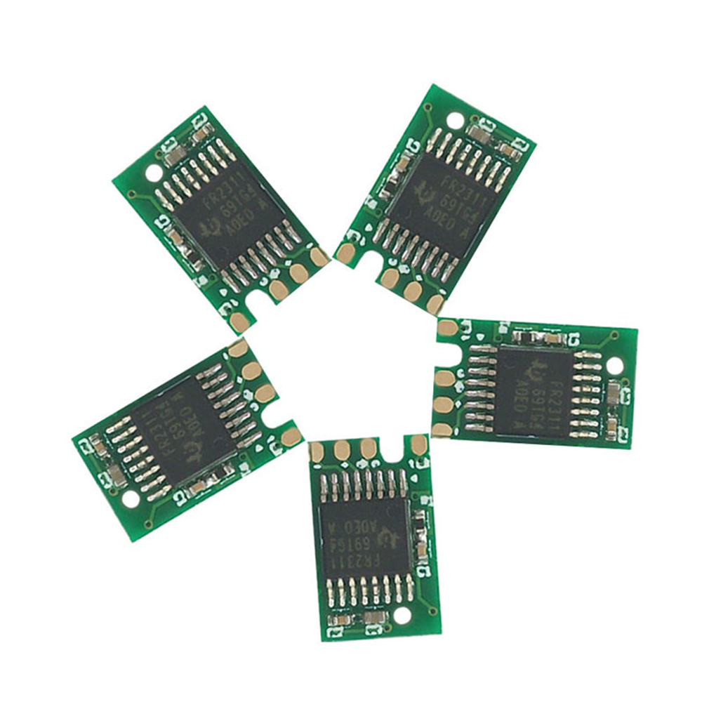 5pcs T6997 maintenance waste tank chip for Epson P6070 P6080 P7070 P7080 P8070 P8080 printer waste maintenance tank chip 6711 maintenance tank for epson workforce wf3620dwf wf3520 wf3640dtwf printer tank