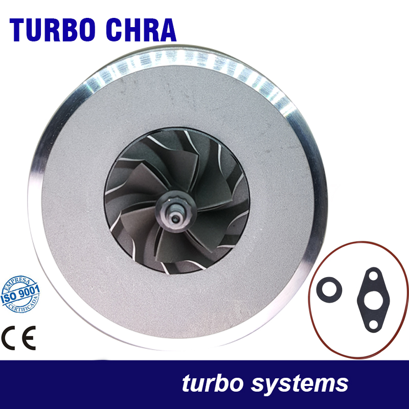 GT1544V Turbo cartridge core 454161 454158 454161-0001  FOR VW Golf III Jetta III  Passat B4 Polo III Vento 1.9 TDI AFN 81 Kw auto core turbine gt1544s turbocharger cartridge chra for vw golf iii jetta iii passat b4 vento 1 9 td 454065 028145701s