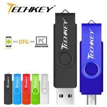 USB Flash Drive pen drive Smart Phone 8GB 16GB 32GB 64GB OTG pendrive external storage micro usb memory stick custom logo u disk