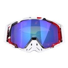 About 158g Multi Anti-fog Ski Glasses Spherica Ski Goggles UV400 Double Lens Ski Snowboard Snow Motocross Goggles Ski Eyewear