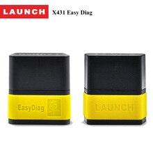 Tienda oficial de launch x431 easydiag escáner automotriz herramienta de diagnóstico obd2 bluetooth inteligente 2.0 para toyota/audi/fiat/mazda/vw