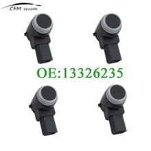4 adet yeni 13326235 PDC park sensörü tampon yardımcı ters yardım yedekleme GM için Fit 0263013080