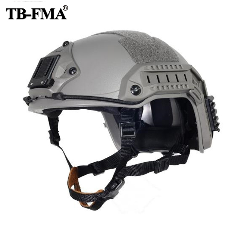 2019 Best FMA Maritime Tactical Helmet ABS Black FG DE Capacete Airsoft for Airsoft Paintball Cycling
