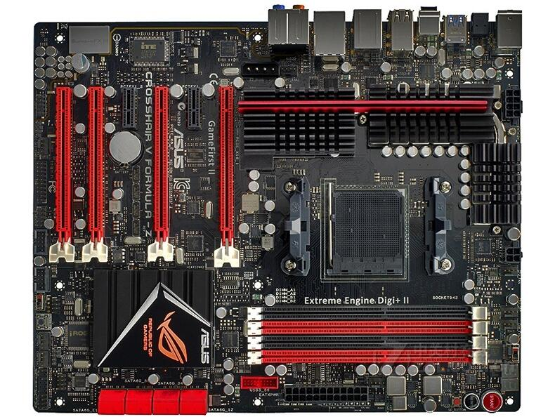 ASUS Crosshair V Formula-Z C5F-Z DDR3 Socket AM3+ 32GB USB3.0 Motherboard  90%new