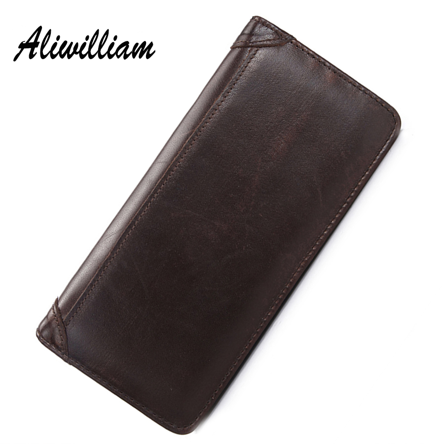 100% Original Genuine Leather Men Wallets Clutch 2017 Brand Purse Leather Male Clutches Bags Purses Men Long Wallet Card Holders 2016 famous brand new men business brown black clutch wallets bags male real leather high capacity long wallet purses handy bags