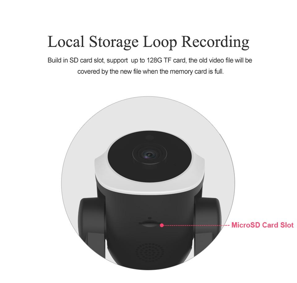 HTB1keRcuviSBuNkSnhJq6zDcpXaa VStarcam Wireless Security IP Camera Wifi IR-Cut Night Vision Audio Recording Surveillance Network Indoor Baby Monitor C7824WIP