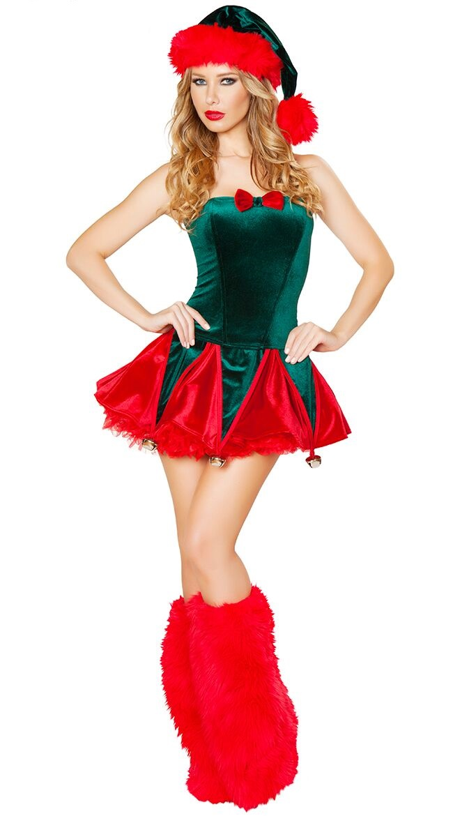 Buy Sexy Santa Costumes For Women And Get Free Shipping On