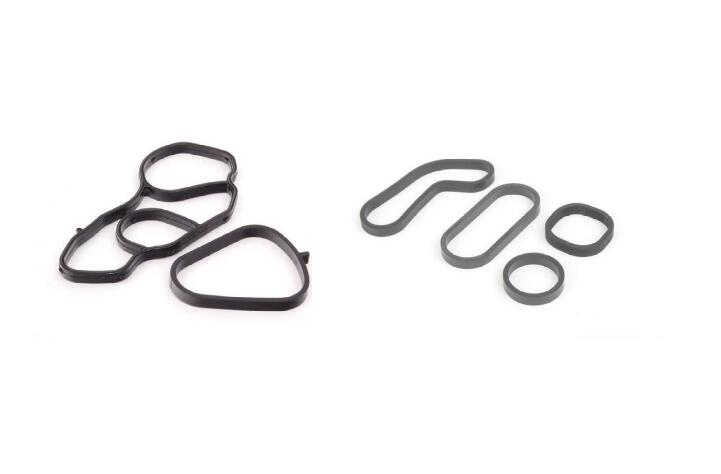 1 SET Cooper Oil Cooler Seal & Oil Filter Housing Gasket