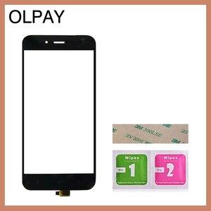 Image 5 - 5.5 携帯電話のタッチスクリーンデジタイザxiaomi mi A1 MiA1 MDG2タッチガラスセンサーツールフリー接着剤とワイプ