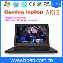 Bben Windows 10 Intel Skylake I7-6700HQ Quad Core DDR4 Memory M.2 SSD+HDD 1920*1080FHD US/UK Backlight Keyboard Gaming Computer