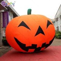 Halloween decoration inflatable giant pumpkin balloon toy