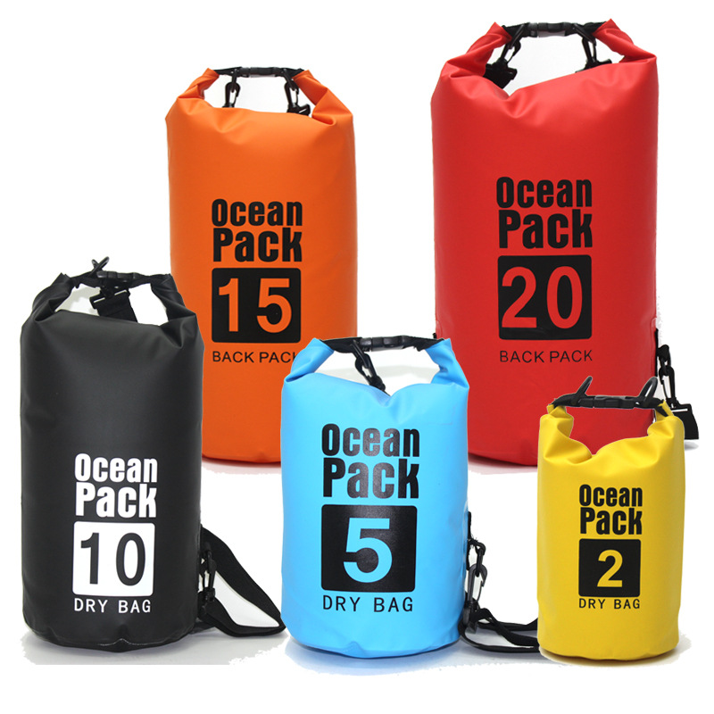 Security & Protection 25l Waterproof Dry Bag Storage Dry Sack Bag For Fishing Boating Canoeing Trekking Hiking Climbing Outdoor Sport Bags Travel Kit