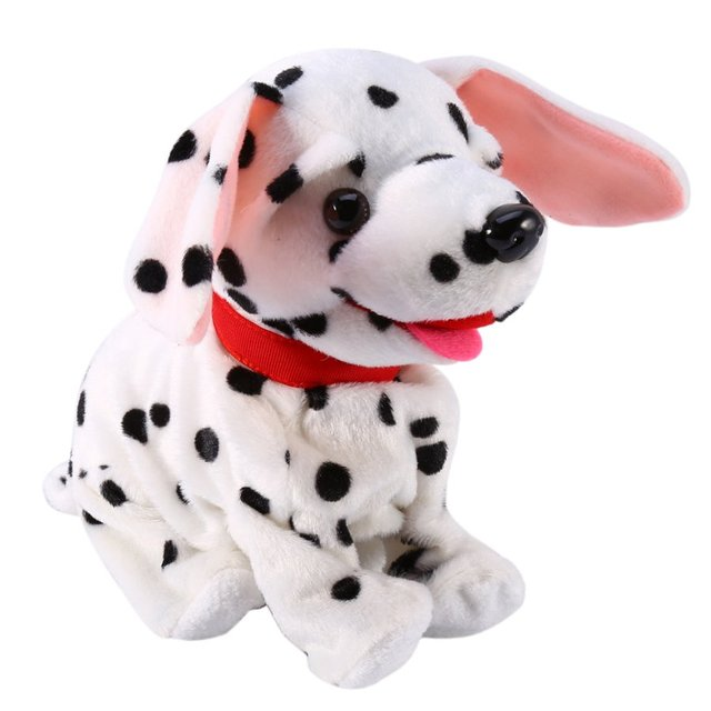 Sound Control Electronic Dogs Interactive Electronic Pets Robot Dog Bark Stand Walk Electronic Toys Dog For Kids Baby giftsElectronic Toys