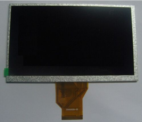 LCD DISPLAY SCREEN GLASS FOR Goclever tab r75 TABLET Replacement Free Shipping