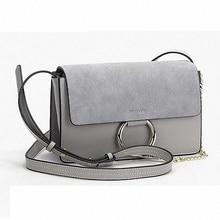 women genuine leather bag Women's first layer cowhide messenger bags tote handbags women famous brands shoulder bag LI-1150