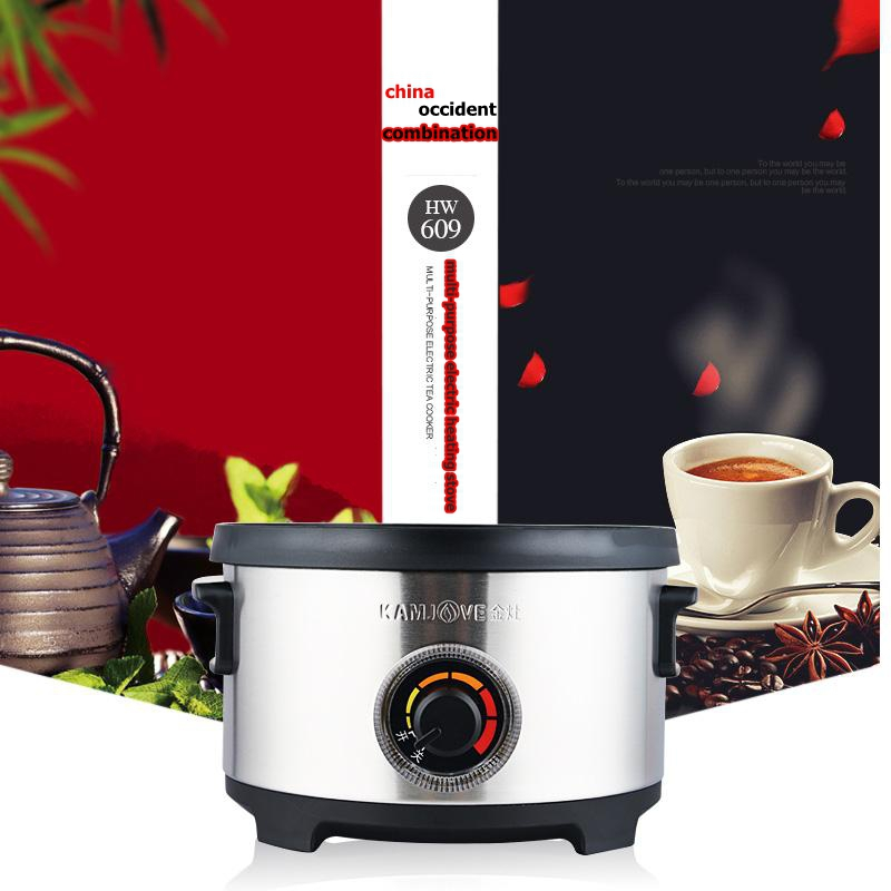 free shipping KAMJOVE HW-609 Radiant cooker cast iron pot of tea stove cooked this teapot Electric tea stove