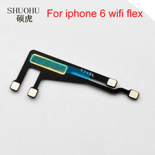 shuohu brand 1 pcs  NEW For iphone 6 4.7 WiFi Antenna Signal Flex Cable Ribbon Replacement Parts