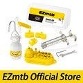 EZMTB Fahrrad universal Hydraulische Bluten Kit Lite Version für shimano & tektro & magura & hayes & formel & sram & avid & riesen & nutt bremse