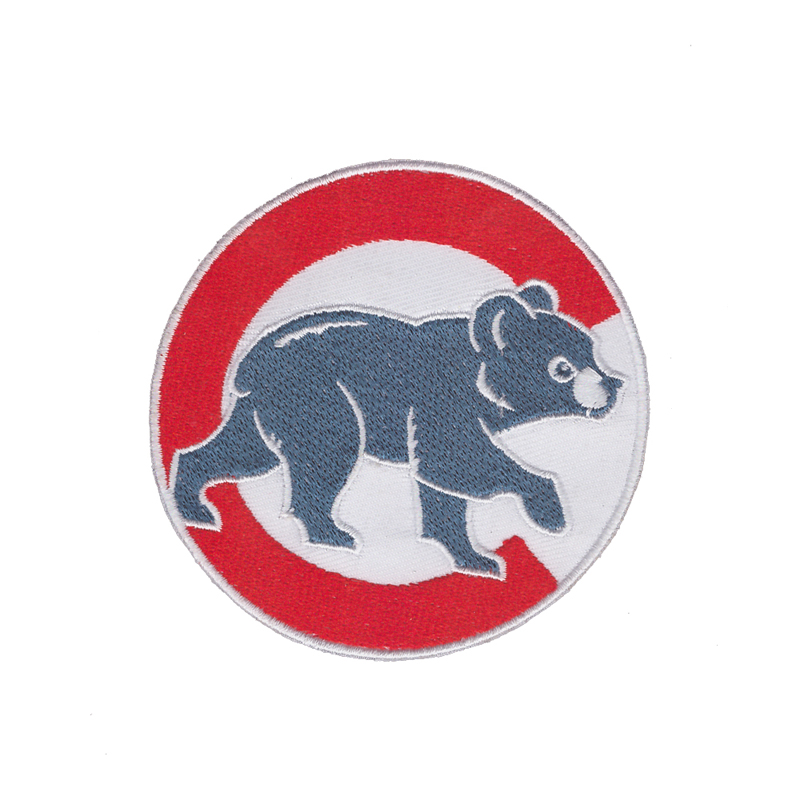 0e44cb6aa5c Detail Feedback Questions about Logo Of Chicago Cubs Walking Cub Sleeve  Emblem Patch On Jersey MLB on Aliexpress.com