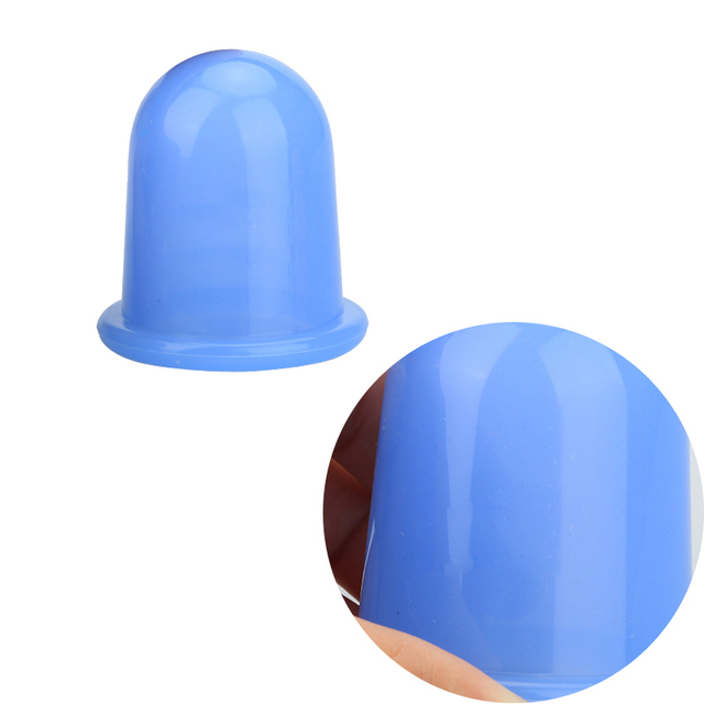 Facial Silicone Cupping Cup