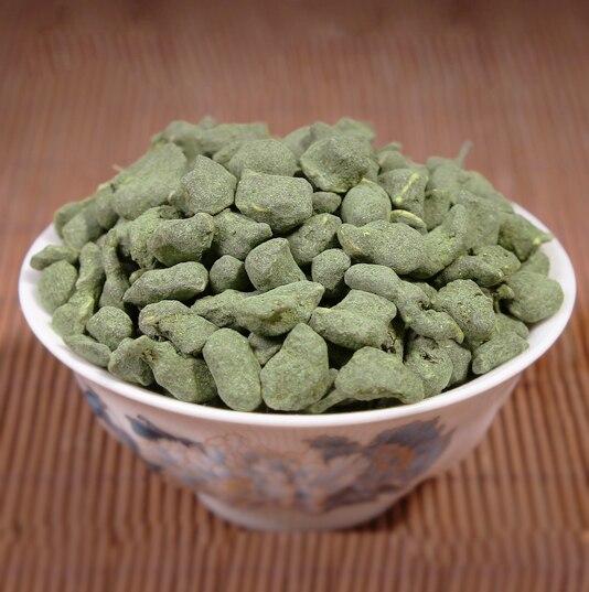 "100g Famoso chá oolong Ginseng oolong ""Languiren"" a partir de Taiwan Leite Chá Oolong Perder Peso Cuidados de Saúde Alimento Verde Doce"