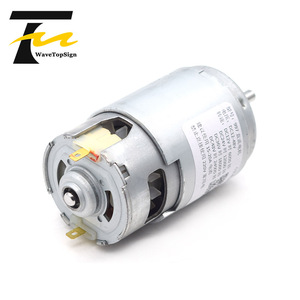 Image 4 - 997 강력한 DC 모터 입력 전압 DC12 36V 고속 모터 자동 볼 베어링 모터