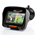 """All Terrain 4.3 Дюймов Мотоциклов GPS Навигационная Система """"Ярость""""-Водонепроницаемый, 8 ГБ Встроенной Памяти, Bluetooth"""