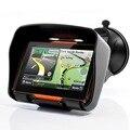 """Todo O Terreno de 4.3 Polegada Da Motocicleta GPS Sistema de Navegação """"Raiva""""-À Prova D' Água, 8 GB de Memória Interna, Bluetooth"""