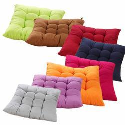 New Soft Home Office Decoração Quadrado Nádegas Cadeira Assento Almofada Almofadas Travesseiro L522